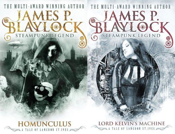 Exclusive: James P. Blaylock Discusses His Book's Re-Releases, Zombies, Time Travel and Much More!