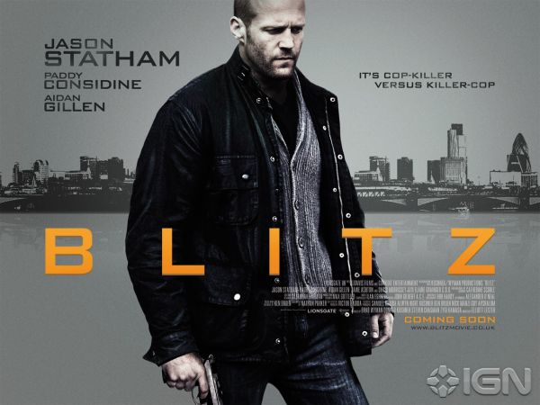 Jason Statham to Blitz a Killer on UK Home Video