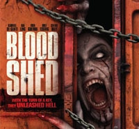 blood shed poster s - Check into the Blood Shed This Month!