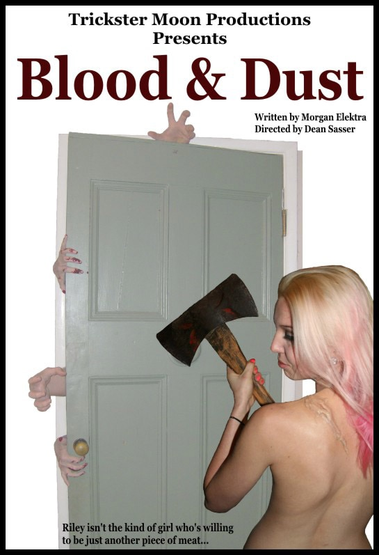 Blood & Dust Trailer and One-Sheet Debut