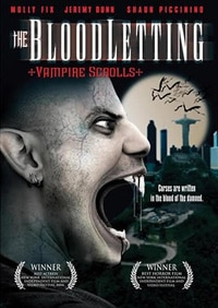 The Bloodletting DVD (click for larger image)