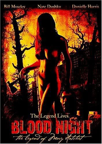Lionsgate Brings Home Blood Night: The Legend of Mary Hatchet