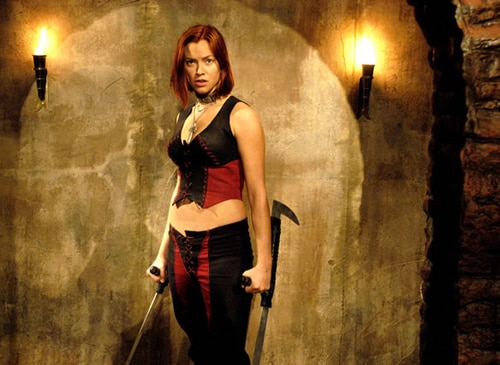 Uwe Boll: Bloodrayne 3: Warhammer Shooting in January