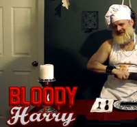 Cook Up A Zombie Feast With Bloody Harry