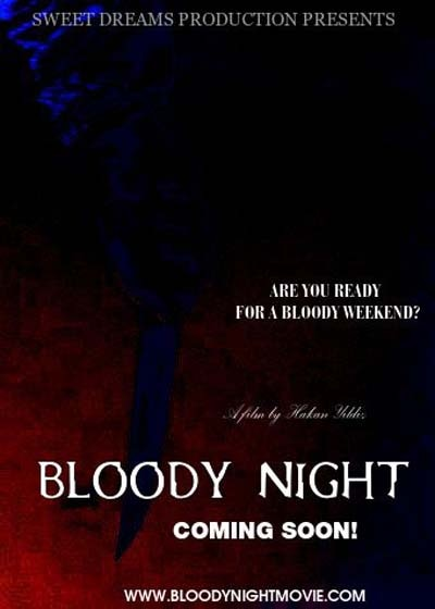 Second Teaser Trailer for Hungarian Slasher Bloody Night