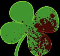 bloodyshamrock - Doctor Gash and Ms. Vampy Bring You Some Good Luck Tips for a Bloody St. Patrick's Day