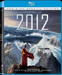 2012 on Blu-ray and DVD