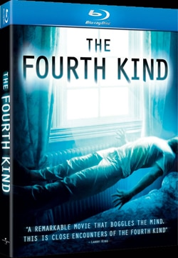 The Fourth Kind on Blu-ray and DVD