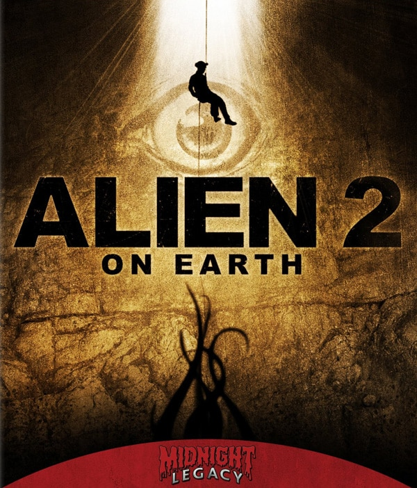 Alien 2 on Earth (Midnight Legacy Collection) (1980) on DVD
