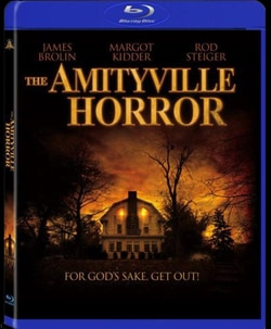 The Amityville Horror on Blu-ray review (click for larger image)