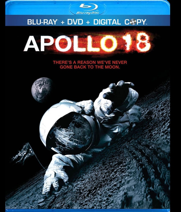Apollo 18 Comes Home for Christmas
