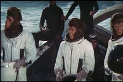 Planet of the Apes: 40th Evolution Collection Blu-ray review (click for larger image)