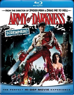 Horror on TV - Army of Darkness