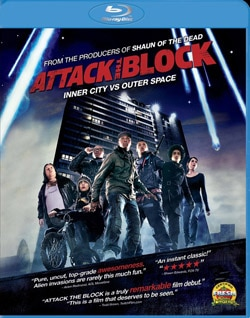 Attack the Block on Blu-ray and DVD