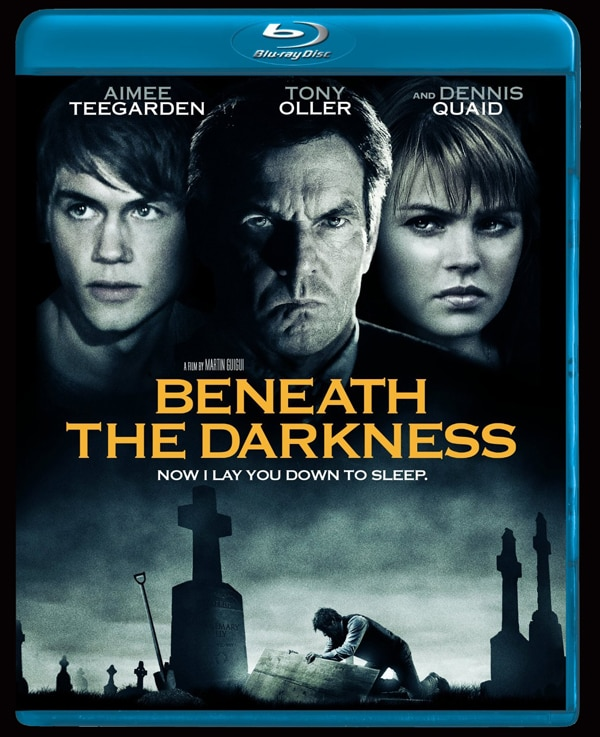 Spy on This New Clip from Beneath the Darkness