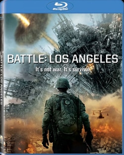 Battle: Los Angeles on Blu-ray and DVD