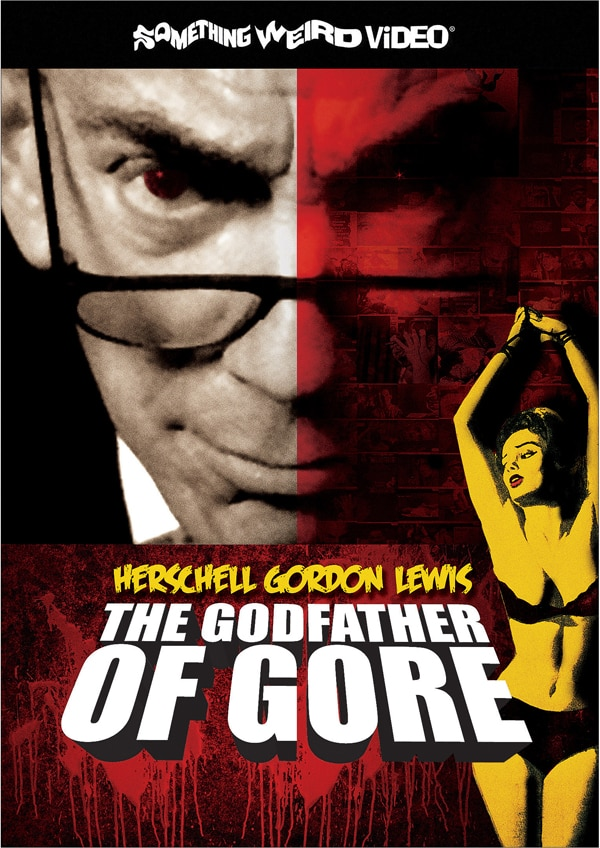 Official Artwork and Specs: The Blood Trilogy and Herschell Gordon Lewis: The Godfather of Gore