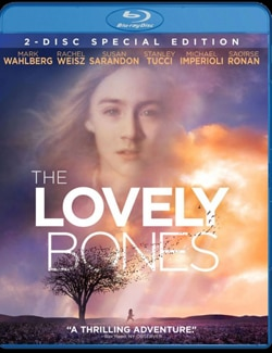 The Lovely Bones on Blu-ray and DVD