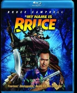 My Name is Bruce on Blu-ray and DVD