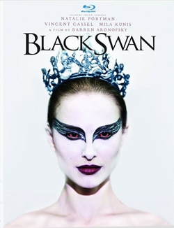 The Black Swan on Blu-ray and DVD