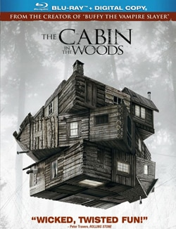 blucabins - Cabin in the Woods, The (Blu-ray / DVD)