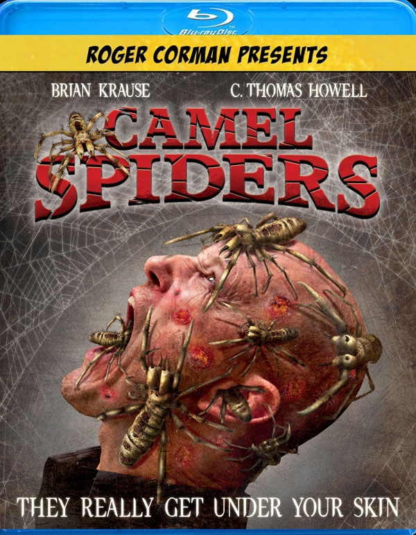 Exclusive Trailer Premiere for Camel Spiders Scurries Online
