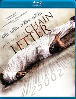 Chain Letter on Blu-ray and DVD