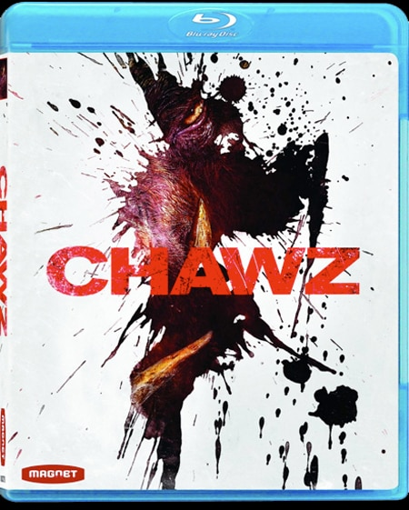 Chawz Attacks Blu-ray and DVD
