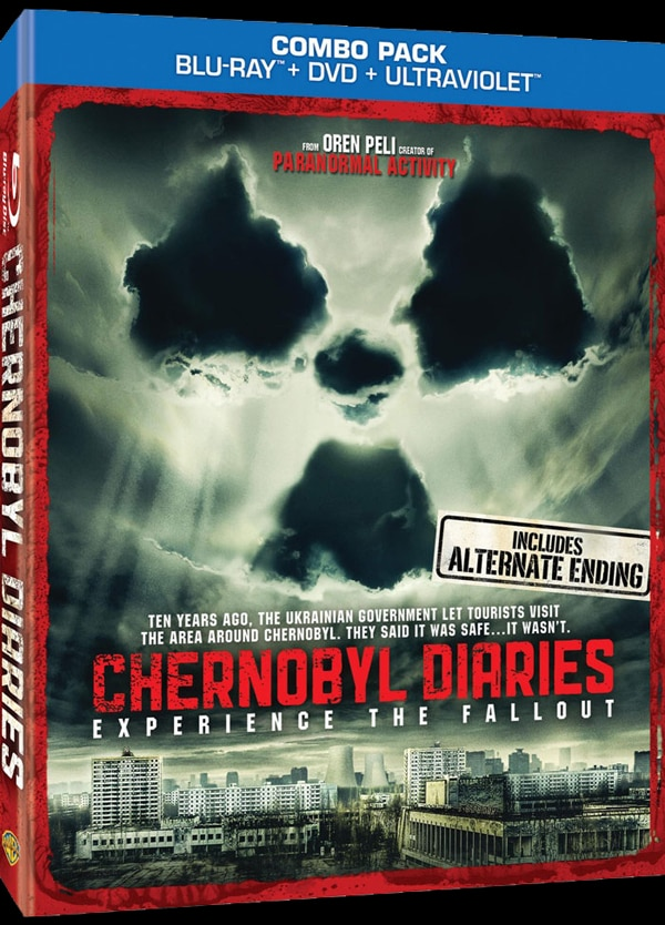 bluchern - Chernobyl Diaries - The Fallout Comes Home in October