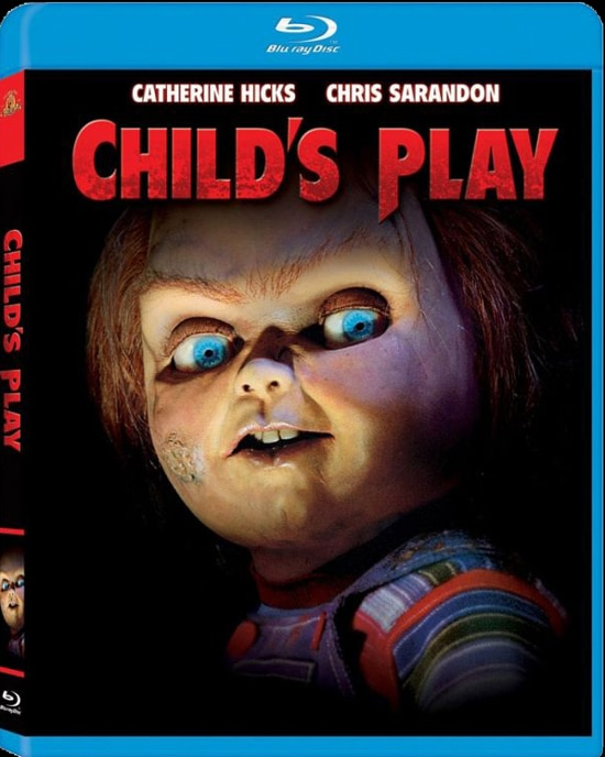 Child's Play on Blu-ray (click for larger image)
