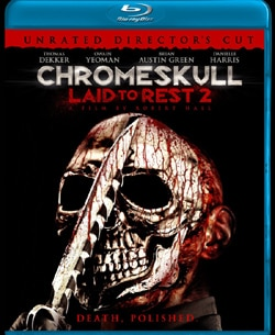 bluchrome - ChromeSkull: Laid to Rest 2 (Blu-ray/DVD)
