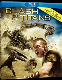 Clash of the Titans (2010) on Blu-ray and DVD