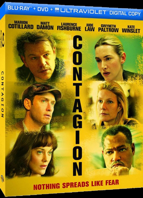 Contagion Spreads to Home Video