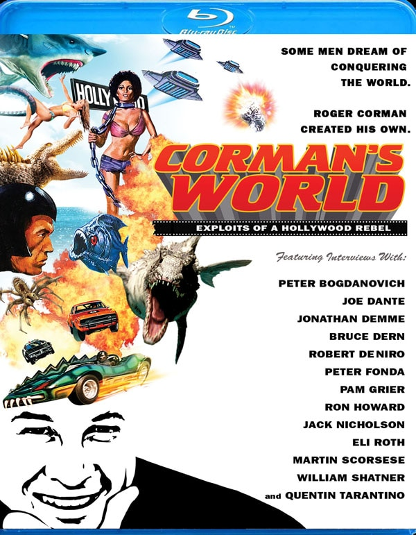Win a Monster-Sized DVD and Blu-ray Package in Honor of Corman's World