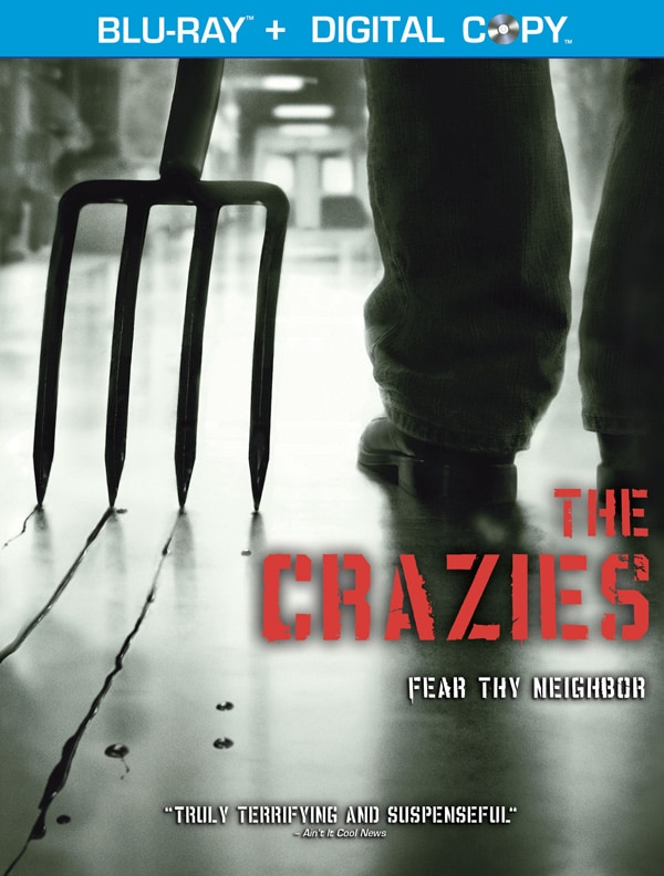 Win a Copy of The Crazies on Blu-ray