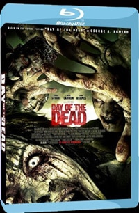 Day of the Dead 2008 on Blu-ray (click for larger image)