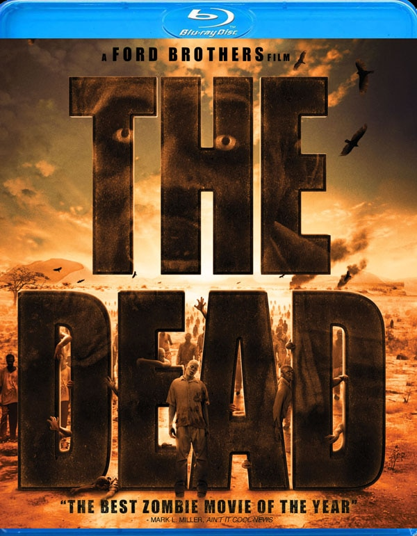 The Dead on Blu-ray and DVD