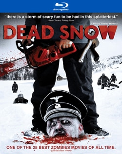 Dead Snow on Blu-ray and DVD