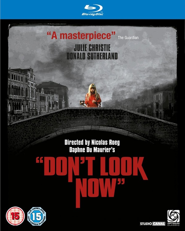 Horror Classic Don't Look Now Hitting Blu-ray in the UK