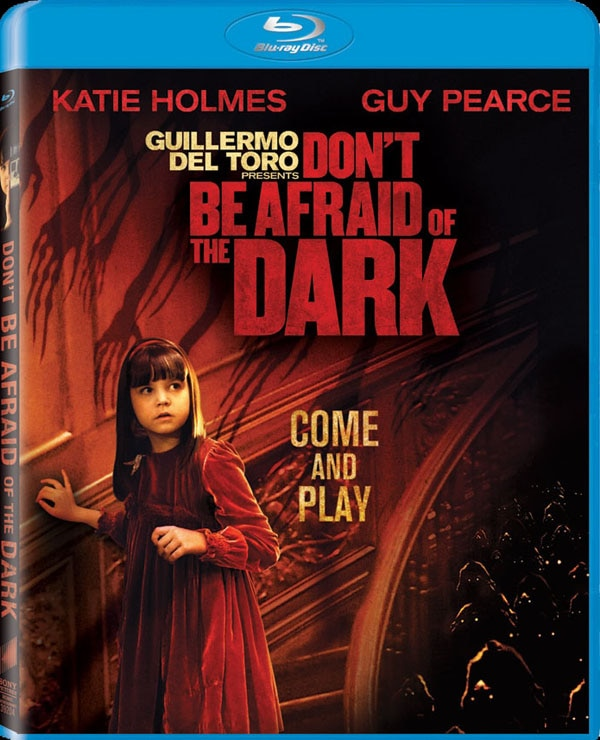 Exclusive Blu-ray Clip: Don't Be Afraid of the Dark