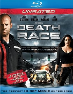 Death Race on DVD and Blu-ray