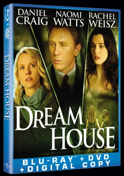 Jim Sheridan's Dream House Opening on Home Video in January