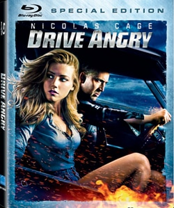 Drive Angry on Blu-ray and DVD