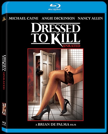 Dressed to Kill Stalks Blu-ray