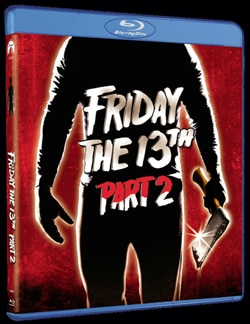 Friday the 13th Part 2 on Blu-ray
