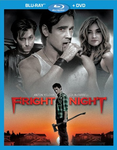 First Look at the Home Video Artwork for the Fright Night Remake