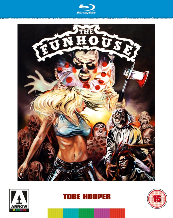 First Ever U.S./U.K. Contest: Win a Copy of The Funhouse on Blu-ray!