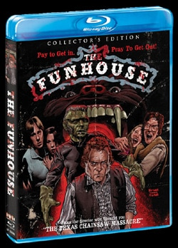 The Funhouse: Collector's Edition (Blu-ray / DVD)