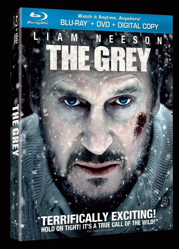 The Grey Continues its Hunt on Blu-ray and DVD