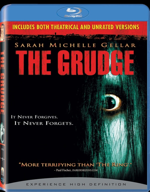 The Grudge on Blu-ray